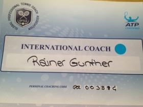 Erster internationaler ATP-Coach in Mittelfranken