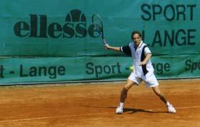 Rainer Gunther Tennisbundesliga 1. FCN