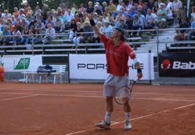 Porsche Zentrum Ingolstadt Cup, ATP Spieler Emmrich